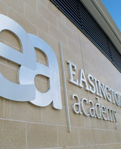 Easington Academy exterior