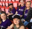 Girls enjoy Wembley trip