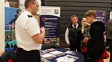 Careers convention success