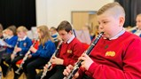 Easington primary concert