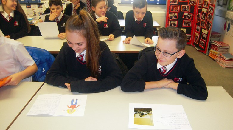 French pen pals reply! | Easington Academy