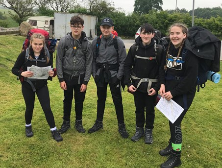 DofE practice expedition success!